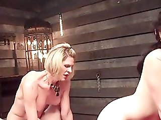 Horny Shemale Pounding Young Cutie Couple
