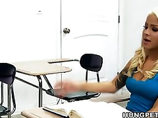 Cami Cole On Her Teachers Big Dick