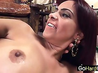 Carmen Diaz Tight Brazilian asshole fucked