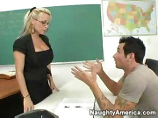holly halston busty teacher