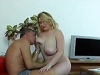 Wanton Blonde Darling Gabby With Big Natural Tits Banged Roughly
