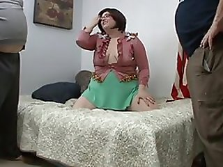 Fat Guys Pound Chubby Women In Video Compilation