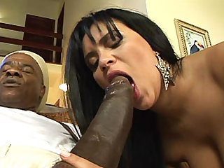 busty Milfs ass exploded by a Monster