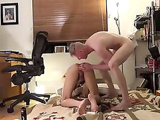 Wild Brunette Boy Gets His Anal Hole Licked And Fucked Good