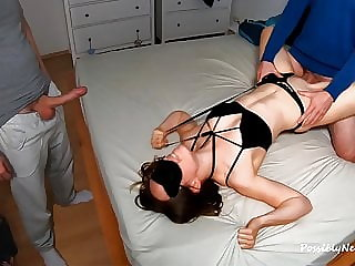 Caught Wife Cheating With Stranger