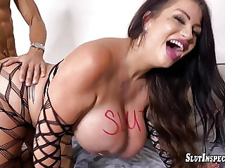 Slut Inspection for Samantha Mack