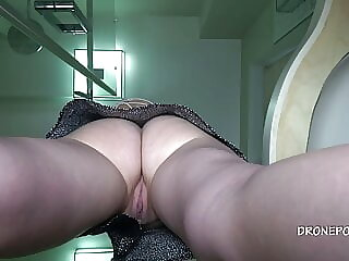 Under the skirt Collection – full video of Amateur