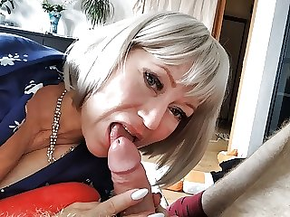Hot POV fuck with slutwife who decided to live separately