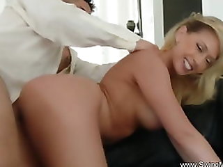Do The Blonde Swinger Wifey