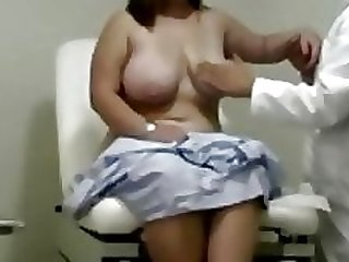 Big Breast Exam