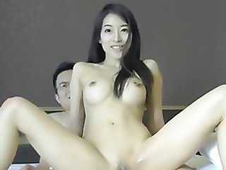 Funny Chinese Couple Webcam