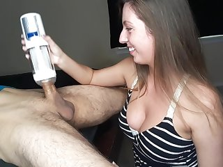 Robot Pussy Testing - Gone Wild