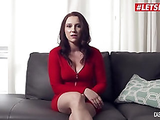 LETSDOEIT - Amazingly Hot Amateur In Casting!