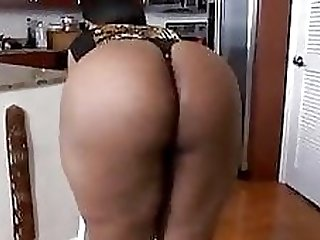 Beautiful Big Ebony Ass Layla Monroe