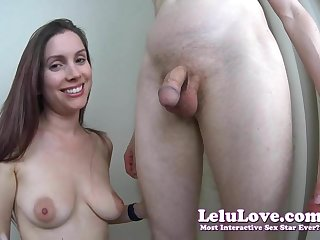 Lelu Love-Suck Both Our Cocks Facial Cumshots