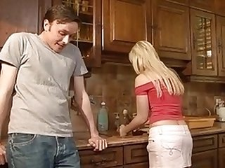 French Young-looking Xxx movie star Cheating