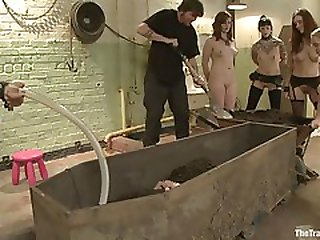The Training Of O - 12751 Sophie BDSM Slave Training Of - Bondage