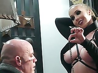 Lena Paul Dominated & Fucked By Her Ex In One Of Everything Part 4