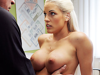 LOAN4K. Gorgeous blond with perfect body offers agent