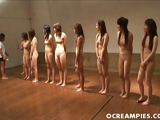 Amateur Japanese babes willing to fuck during casting  - More at hotajp.com