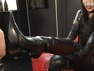 japanese leather boots