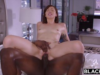 BLACKED She tried to resist the BBC but her want was too strong
