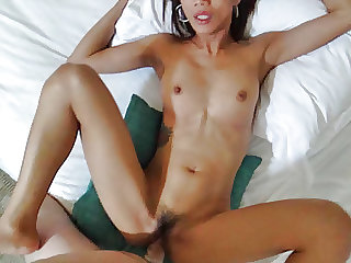TRIKEPATROL Abs Of Steel Asian Whore Fucked Silly