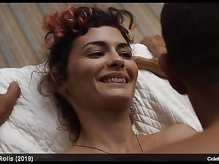 Audrey Tautou & Susan Sarandon nude and threesome sex scenes