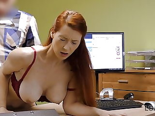 VIP4K. Application for credit was declined so why redhead