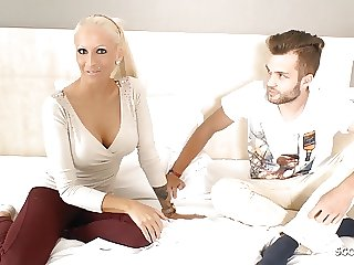 Cute German Teen Tight Tini at Userdate with Big Dick Guy