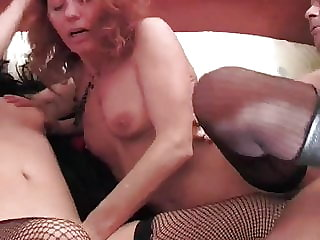 Swinger affairs, threesome at home and sex at the beach.
