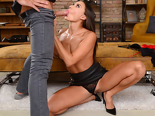 Hot Cassie Del Isla needs some anal sex