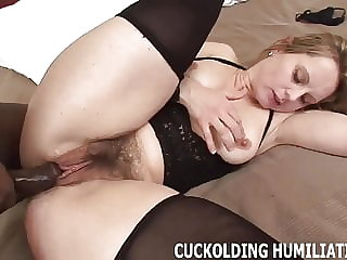 Big black cocks make my pussy so wet